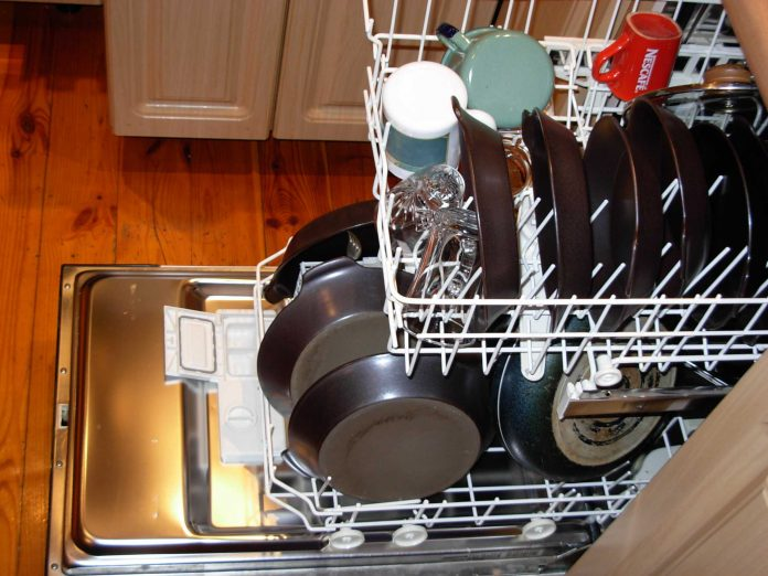 how to unclog a dishwasher drain