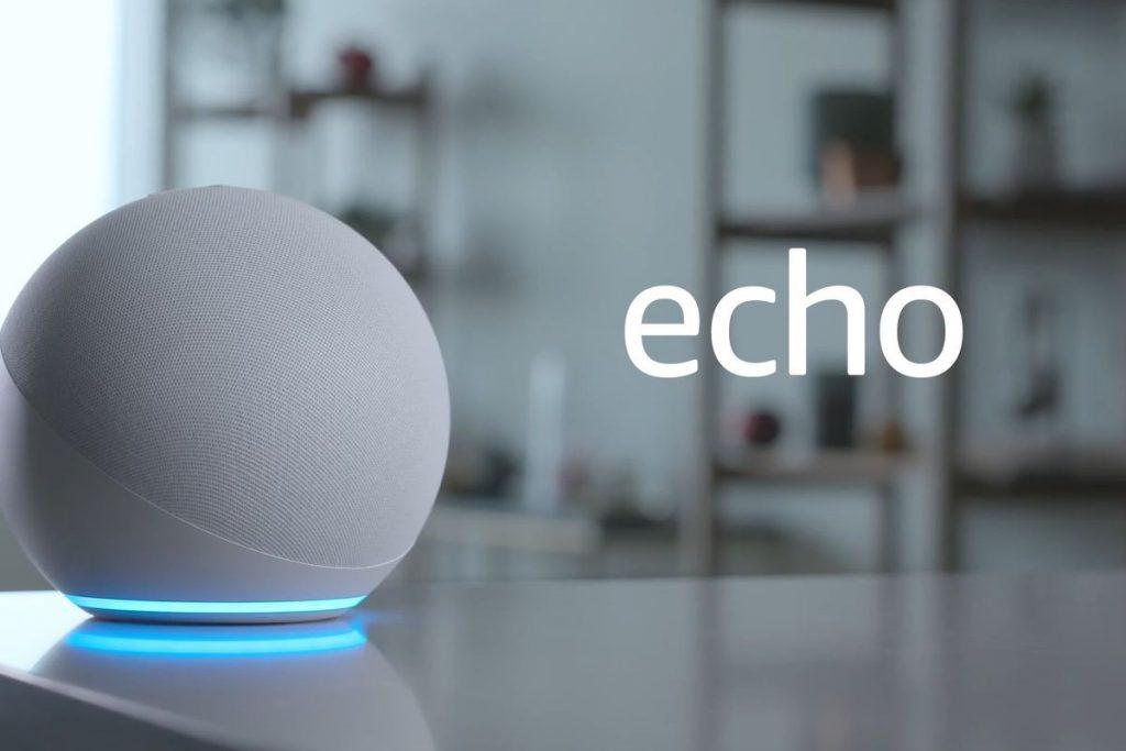 Amazon fourth-generation Echo