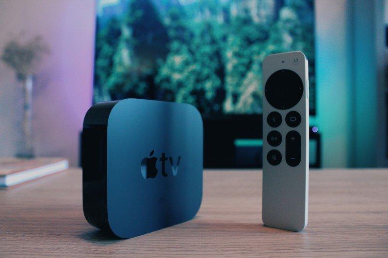 Apple TV 4K(2021)