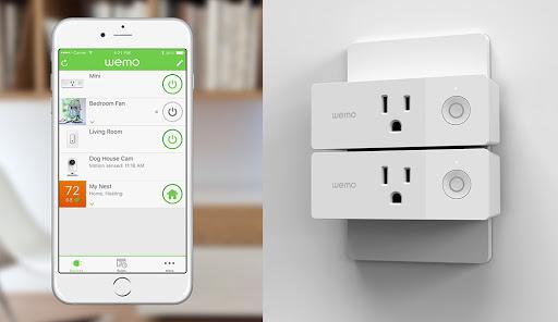 Smart Plug - Belkin WeMo Insight