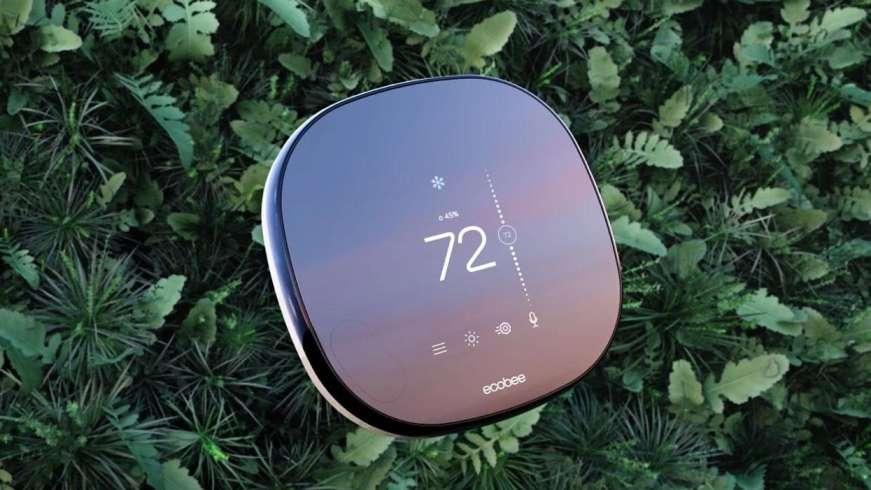 Best Thermostat - Ecobee SmartThermostat