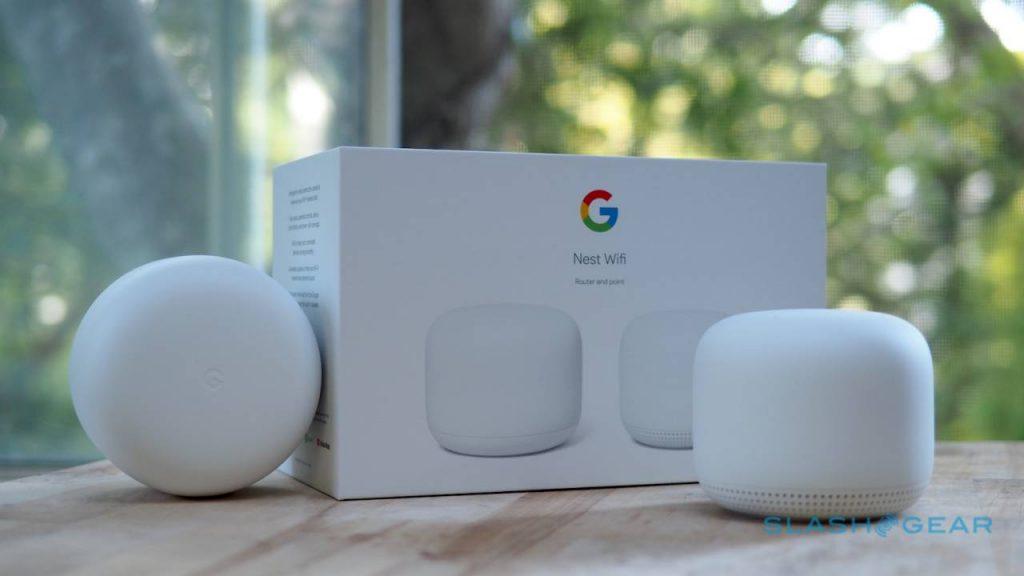 Best Mesh Router - Google Nest Wifi