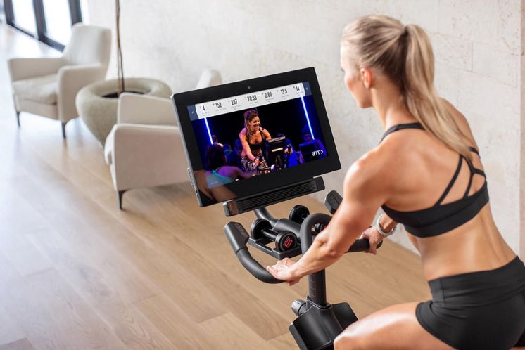 Peloton Bike+ - Smart Health & Fitness Device