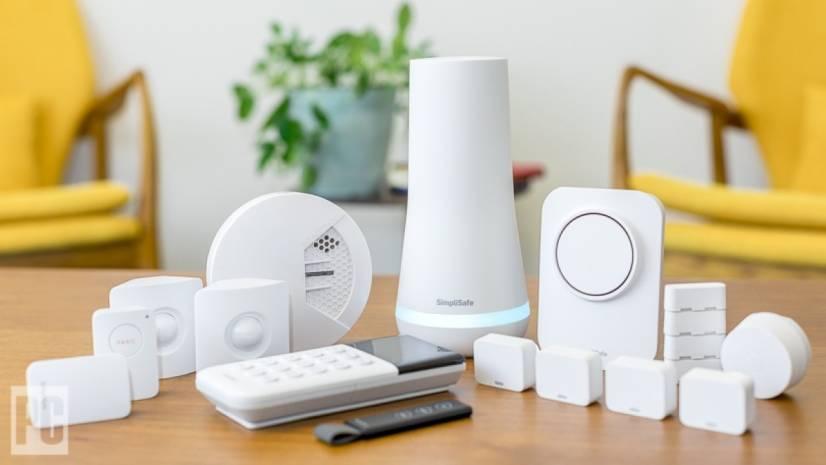 Home Security System - SimpliSafe