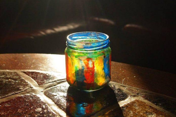 best paint for glass jars
