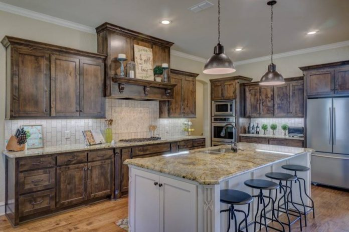 small apartment kitchen tips